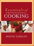 Essentials of Professional Cooking 9780471202028