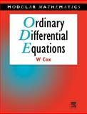 Ordinary Differential Equations 9780340632031