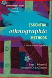 Essential Ethnographic Methods 2nd Edition