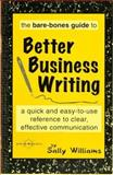 The Bare-Bones Guide to Better Business Writing 9780875762036