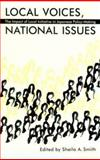 Local Voices, National Issues 9780939512041