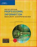 Developing Professional Information Security Compe 9781418042042