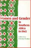 Women and Gender in Southern Africa to 1945 9780852552049