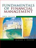 Fundamentals of Financial Management with Student Resource CD-ROM 9780324272055