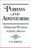 Puritans and Adventurers 9780195032079