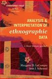 Analysis and Interpretation of Ethnographic Data 2nd Edition