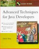 Advanced Techniques for Java Developers 9780471182085