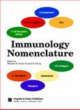 Immunology Nomenclature 9780889372085