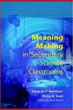Meaning Making in Secondary Science Classrooms 9780335212088