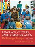 Language, Culture, and Communication 9780205832095