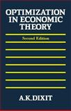 Optimization in Economic Theory 2nd Edition