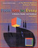 From Idea to Essay 2009 9780495802112