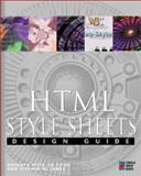 HTML Style Sheets Design Guide 9781576102114