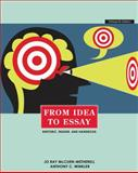 From Idea to Essay 13th Edition