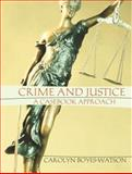 Crime and Justice 9780205292134