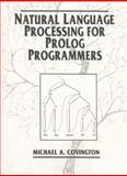Natural Language Processing for Prolog Programmers 9780136292135