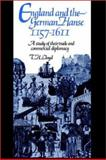 England and the German Hanse, 1157-1611 9780521522144