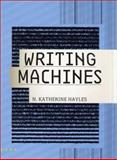 Writing Machines 9780262582155