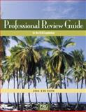 Professional Review Guide for the CCA Examination, 2004 Edition 9781932152173
