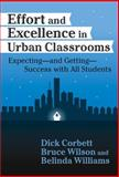 Effort and Excellence in Urban Classrooms 9780807742174
