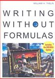 Writing Without Formulas 1st Edition