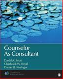 Counselor As Consultant 1st Edition