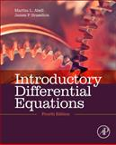 Introductory Differential Equations 4th Edition