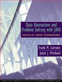 Data Abstraction and Problem Solving with Java, Walls and Mirrors 9780201702200