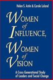 Women of Influence, Women of Vision 9780787952211