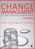 Change Management 9781412912211