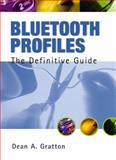 Bluetooth Profiles 9780130092212