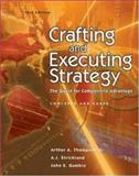 Crafting and Executing Strategy 9780072962215