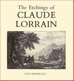 The Etchings of Claude Lorrain 9780300042221