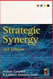 Strategic Synergy 9781861522221