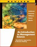 An Introduction to Management Science 13th Edition
