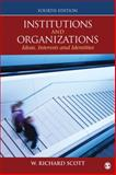 Institutions and Organizations 4th Edition
