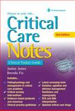 Critical Care Notes 2nd Edition