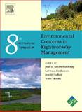 Environment Concerns in Rights-of-Way Management 9780444532237