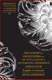 The Concept of Definiteness and Its Application to Automated Reference Resolution 9781433102240
