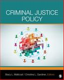 Criminal Justice Policy 1st Edition