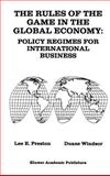The Rules of the Game in the Global Economy 9780792392255