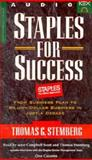 Staples for Success 9781888232257