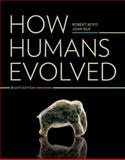How Humans Evolved 6th Edition