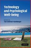 Technology and Psychological Well-Being 9781107402287
