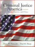 Criminal Justice in America 2nd Edition
