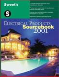 Sweet's Electrical Products Sourcebook 2001 9780071372299
