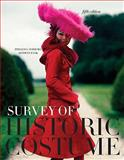 Survey of Historic Costume + Study Guide Supplement 9781609012304