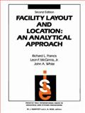 Facility Layout and Location 2nd Edition