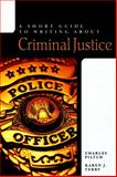 Writing about Criminal Justice 9780321422316