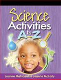 Science Activities A to Z 9781401872328